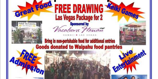 2014 9th Annual Taste of Waipahu