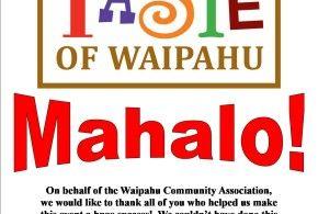 10th Annual Taste of Waipahu, Success