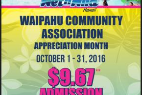 WCA Appreciation Month