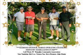 WCA's 1st Annual Golf Tournament