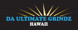 Da Ultimate Grindz Hawaii logo